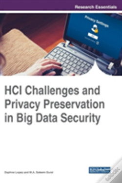 Wook.pt - Hci Challenges And Privacy Preservation In Big Data Security