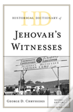 Hd Of Jehovahs Witnesses 2ed