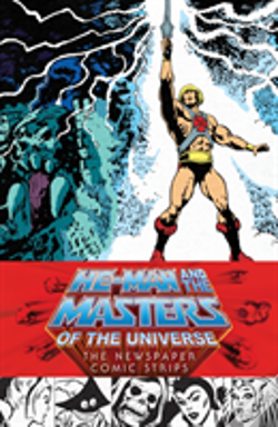 Wook.pt - He-Man And The Masters Of The Universe: The Newspaper Comic Strips