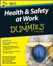 Health & Safety At Work For Dummies Uk Edition