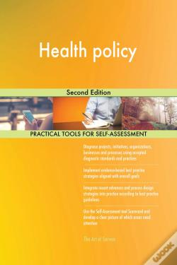 Wook.pt - Health Policy Second Edition