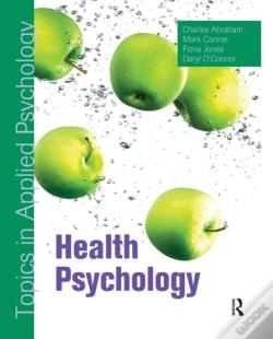 Wook.pt - Health Psychology: Topics In Applied Psychology