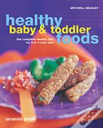 Healthy Baby And Toddler Foods