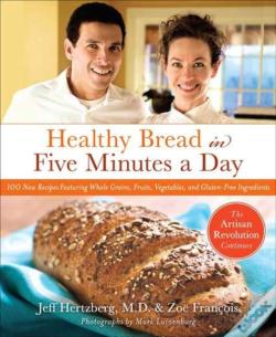 Wook.pt - Healthy Bread In Five Minutes A Day