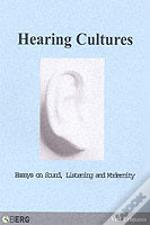 Hearing Cultures