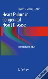 Heart Failure In Congenital Heart Disease: