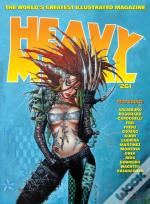 Heavy Metal Magazine #261