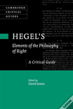 Wook.pt - Hegels Elements Philosophy Right