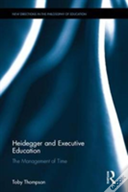 Wook.pt - Heidegger And Executive Education