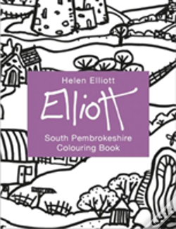 Wook.pt - Helen Elliott Concertina Colouring Book: South Pembrokeshire