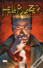 Hellblazer Tp Vol 02 The Devil You Know New Ed (Mr