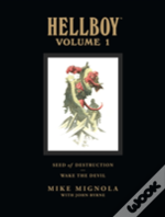 Hellboy Library Edition, Volume 1