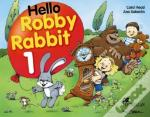 HELLO ROBBY RABBIT 1PUPIL'S BOOK