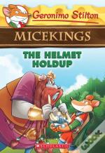 Helmet Holdup Geronimo Stilton Micekings