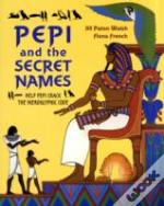 Help Pepi Crack The Hieroglyphic Code