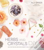 Herbs & Crystals Diy