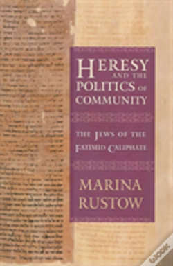 Wook.pt - Heresy And The Politics Of Community
