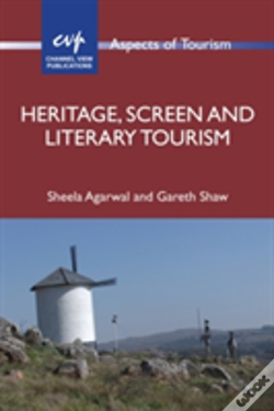 Wook.pt - Heritage, Screen And Literary Tourism