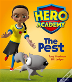 Wook.pt - Hero Academy: Oxford Level 4, Light Blue Book Band: The Pest