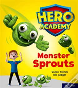 Wook.pt - Hero Academy: Oxford Level 5, Green Book Band: Monster Sprouts