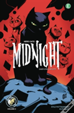 Wook.pt - Hero Cats: Midnight Over Stellar City Volume 2
