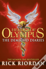 Heroes Of Olympus The Demigod Diar