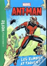 Heros Marvel 03 - Antman, Les Zombies Attaquent