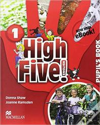 High Five! 1/Pupils Book Pack (EBOOK)