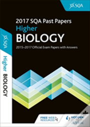 Higher Biology 2017-18 Sqa Past Papers With Answers