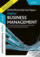 Higher Business Management 2018-19 Sqa Specimen And Past Papers With Answers