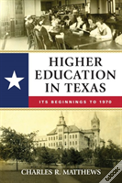 Wook.pt - Higher Education In Texas