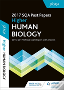 Wook.pt - Higher Human Biology 201718 Sqa Past Pap