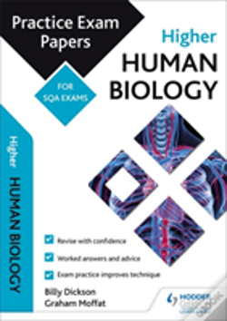 Wook.pt - Higher Human Biology: Practice Papers For Sqa Exams
