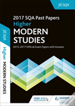 Wook.pt - Higher Modern Studies 2017-18 Sqa Past Papers With Answers