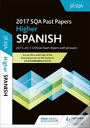 Higher Spanish 2017-18 Sqa Past Papers With Answers