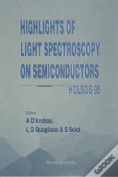 Highlights Of Light Spectroscopy On Semiconductors Holsos 95 - Proceedings Of The Workshop