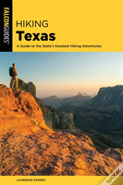Wook.pt - Hiking Texas A Guide To The Spb