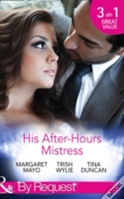 Wook.pt - His After-Hours Mistress