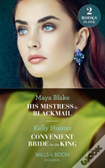His Mistress By Blackmail Pb