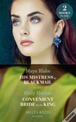 Wook.pt - His Mistress By Blackmail Pb