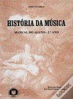 História da Música - Manual do Aluno do 2º Ano