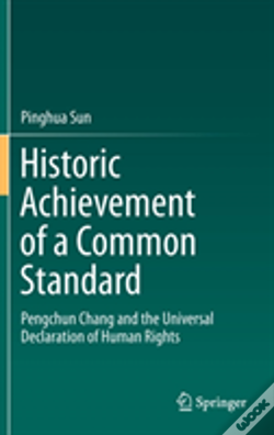 Wook.pt - Historic Achievement Of A Common Standard