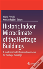 Historic Indoor Microclimate Of Heritage Buildings
