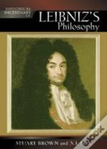 Historical Dictionary Of Leibniz'S Philosophy