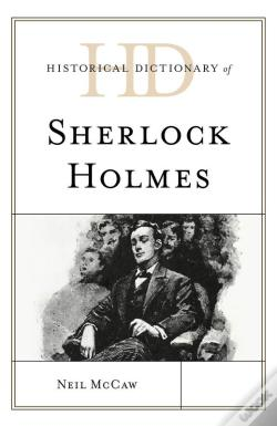 Wook.pt - Historical Dictionary Of Sherlock Holmes