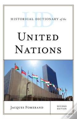 Wook.pt - Historical Dictionary Of The United Nations