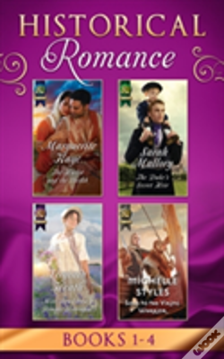Wook.pt - Historical Romance Books 1 - 4: The Harlot And The Sheikh (Hot Arabian Nights, Book 3) / The Duke'S Secret Heir / Miss Bradshaw'S Bought Betrothal / Sold To The Viking Warrior (Mills & Boon Collection