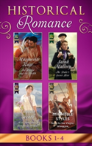 Historical Romance Books 1 - 4: The Harlot And The Sheikh (Hot Arabian Nights, Book 3) / The Duke'S Secret Heir / Miss Bradshaw'S Bought Betrothal / Sold To The Viking Warrior (Mills & Boon Collection