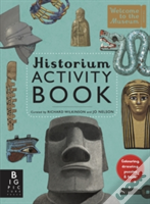 Historium Activity Book