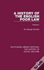 History Eng Poor Law I Rle History